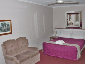 Accommodation for one to three people